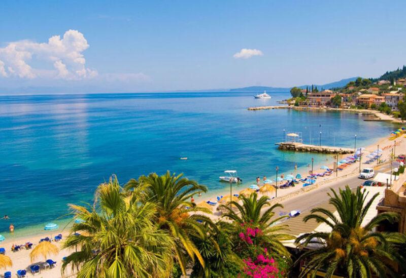 Island of Corfu