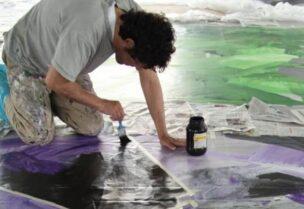 Italian artist Salvatore Garau