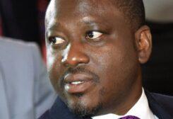 Ivory Coast former prime minister and rebel leader Guillaume Soro
