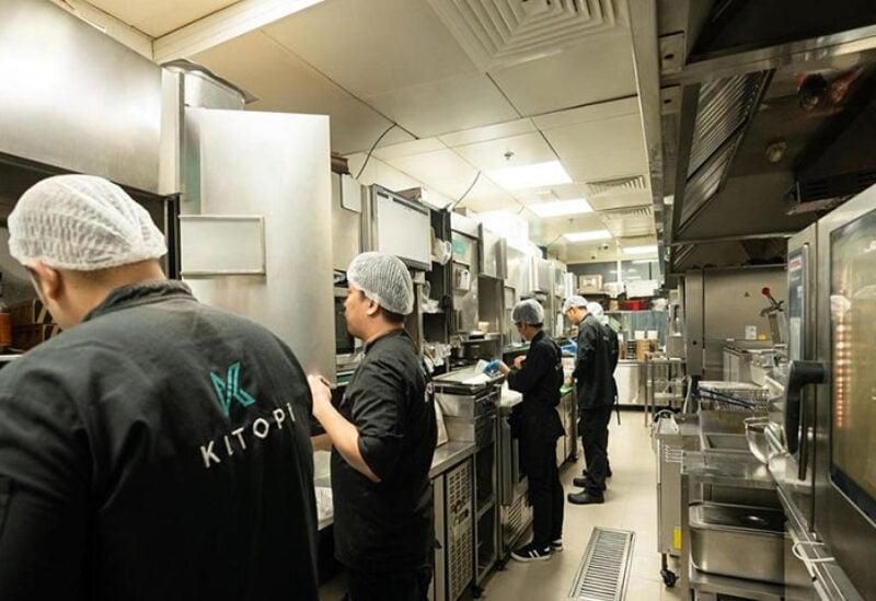 Kitopi cloud kitchens in Dubai