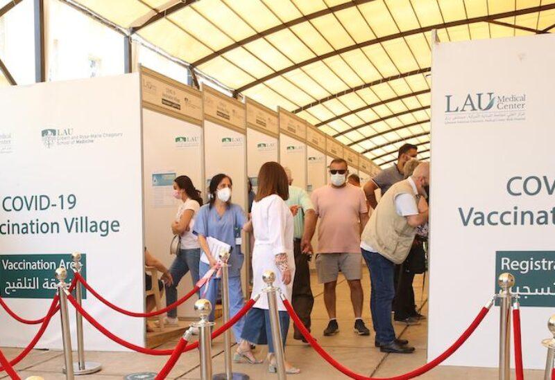 LAU vaccination campaign.