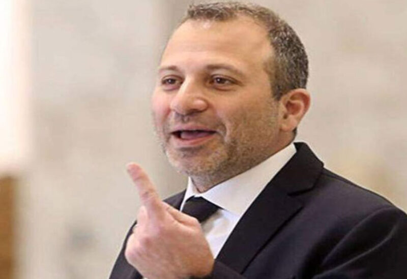 MP Gebran Bassil