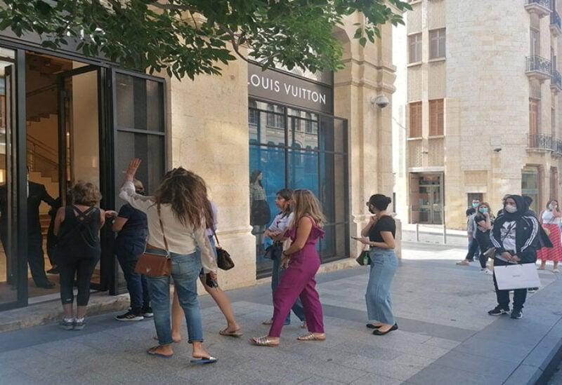 Major retailers in Lebanon are shutting down amid the stifling economic crisis