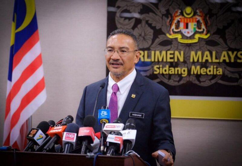 Malaysian Foreign Minister, Hishammuddin Hussein