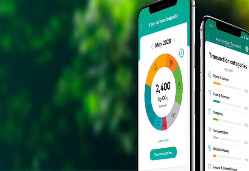 Mastercard calculator to measure carbon footprint