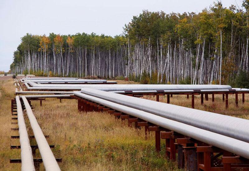 McKay River Suncor oil sands in-situ operations