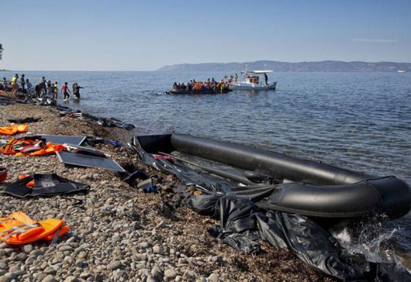 Migrants stranded at sea, Archive