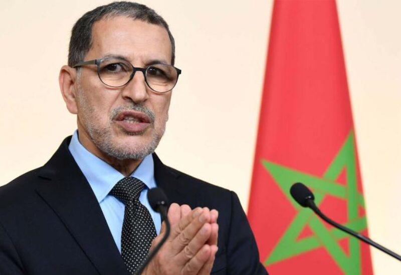 Moroccan Prime Minister Saadedin Otmani