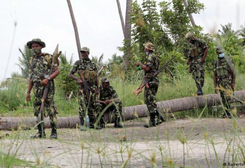 Mozabique militants