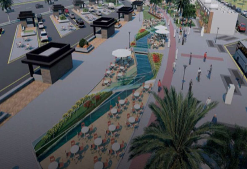 New commercial and entertainment projects in Saudi Arabia