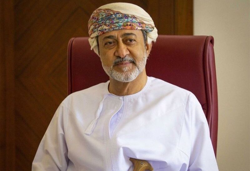 Oman's Sultan Haitham