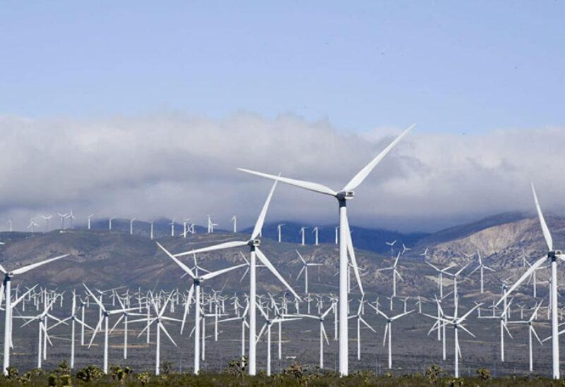 Orsted windfarm