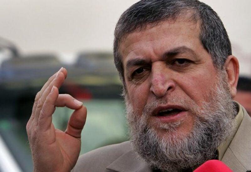 Palestinian Senior Jihad Islamic leader, Nafez Azzam