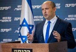 Prime Minister Naftali Bennett