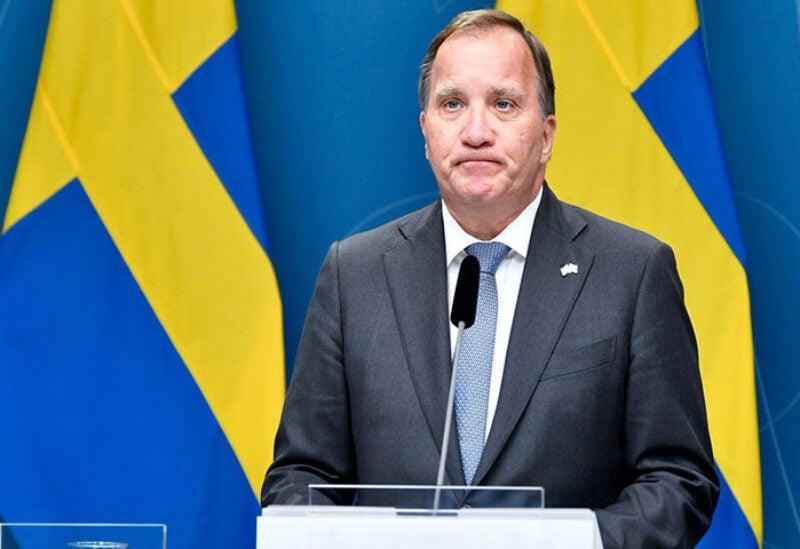 Prime Minister Stefan Lofven