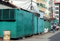 Private generators in Lebanon