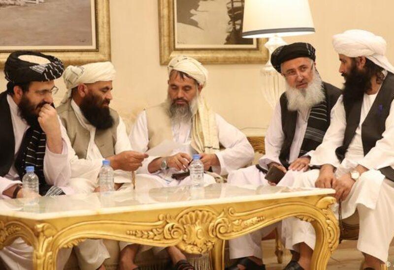 Qatar, Afghan Taliban meeting
