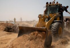 Reopening of Libyan Coastal Highway
