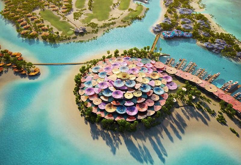 Saudi Arabia's Red Sea project