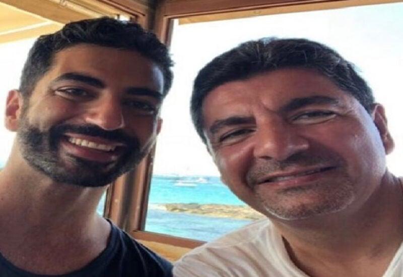 Sheikh Bahaa and Sheik Fahd Hariri