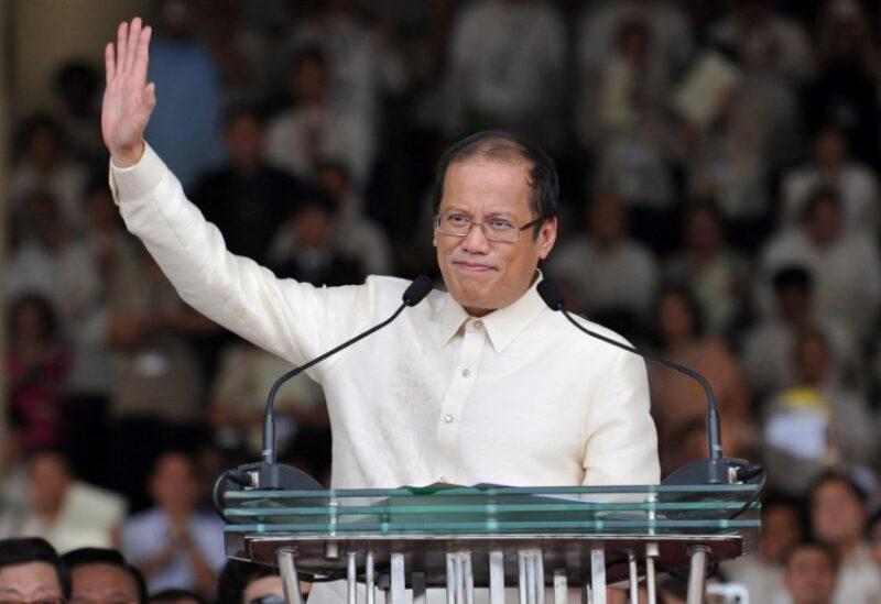 The late Benigno Aquino