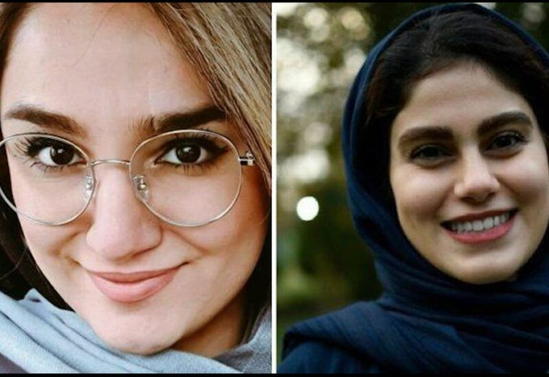 The two deceased Iranian journalists