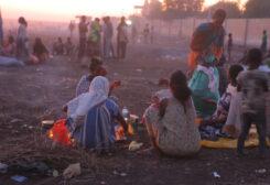 Tigrayan refugees