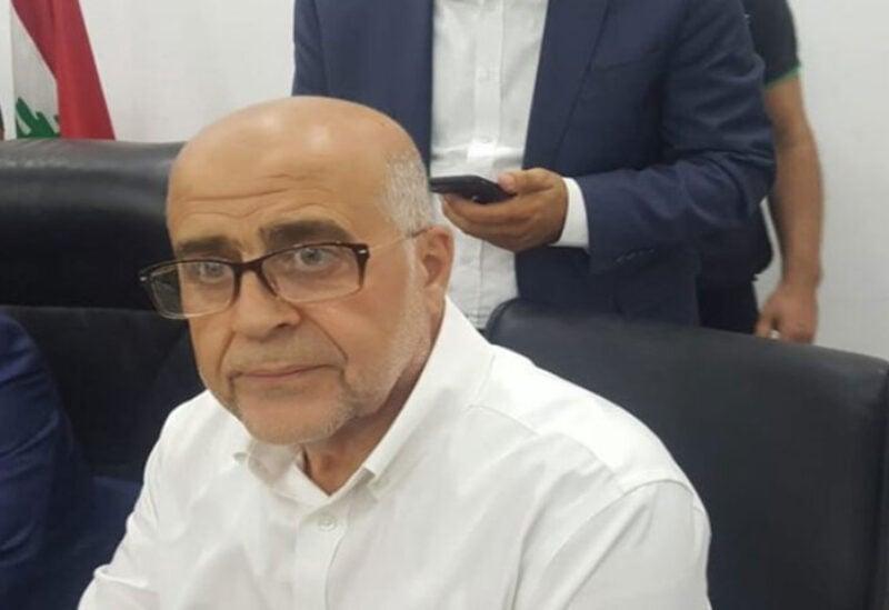 Tripoli Mayor Riad Yamaq