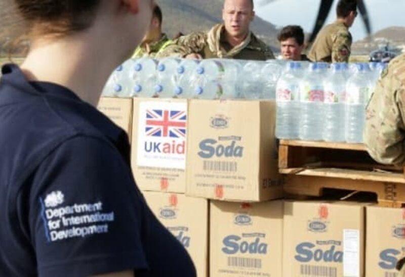 UK aid program