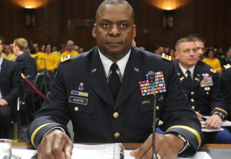 US Defense Minister Lloyd Austin