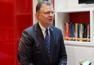 US top diplomat nominee for East Asia Daniel Kritenbrink