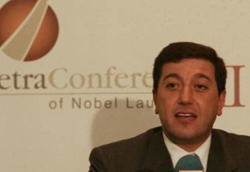Vice president of the King Abdullah II Fund for Development, Bassem Awadallah