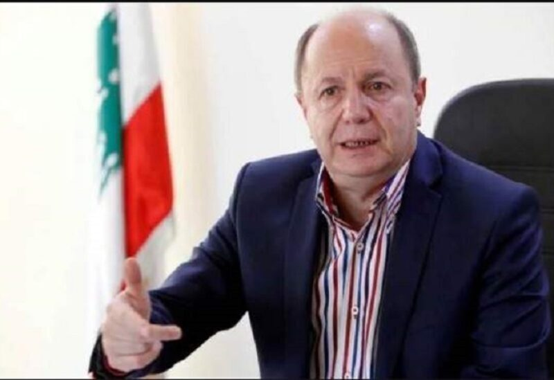 Bechara Asmar, head of the General Confederation of Lebanese Workers