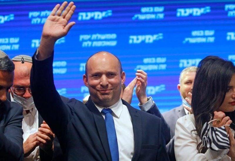 Far-right politician Naftali Bennett