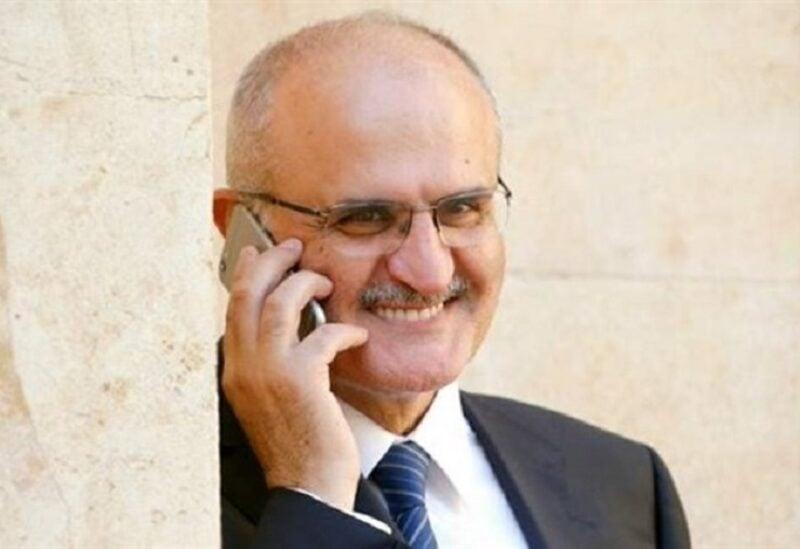 Speaker Nabih Berri's political aid Ali Hassan Khalil