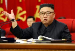 North Korean leader Kim Jong