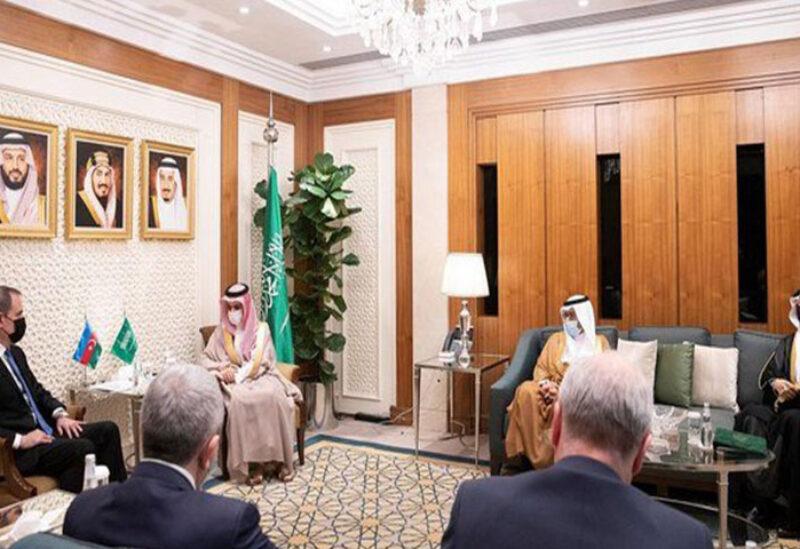 meetings in Saudi Arabia
