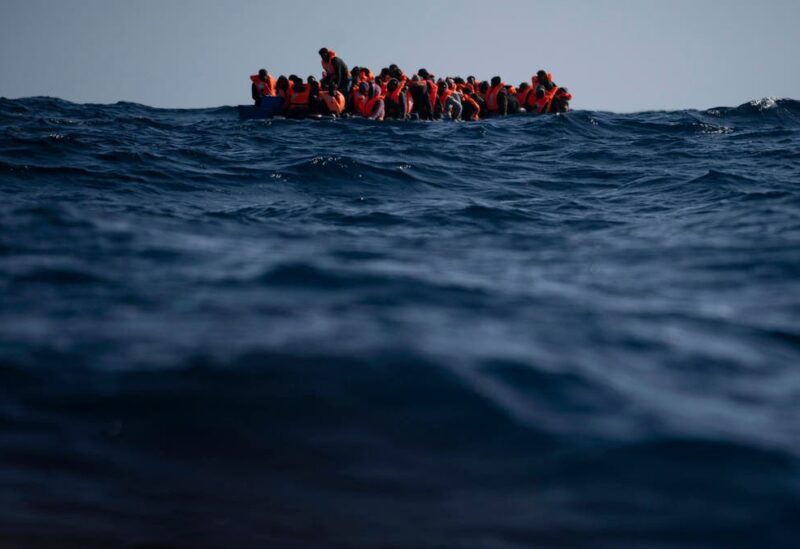 migrant boat capsized