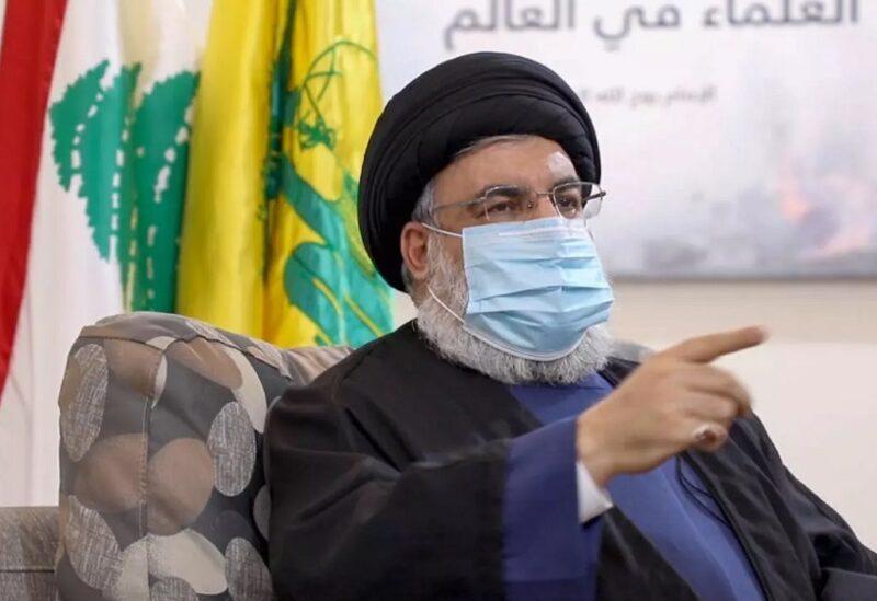 The Secretary-General of Hezbollah, Hassan Nasrallah