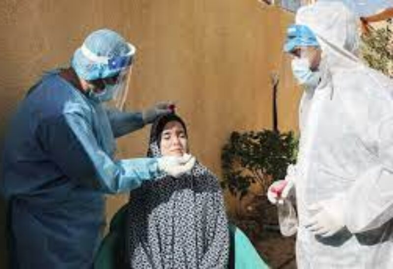 Palestine vaccine