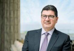 Lebanese businessman Sheikh Bahaa Hariri