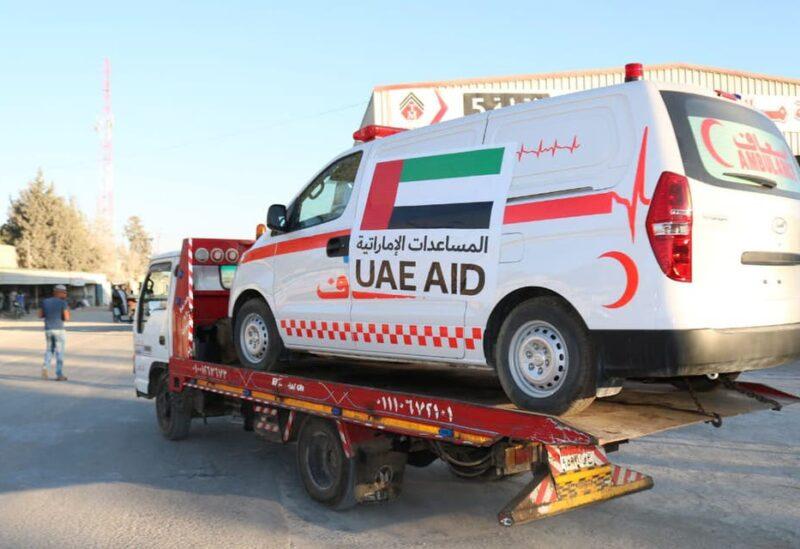 uae ambulance