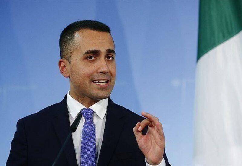 Italian Minister of Foreign Affairs and International Cooperation, Luigi Di Maio