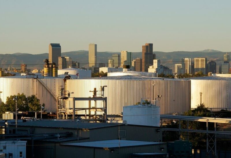 Oil fuel tanks in the Unites States. (File photo: Reuters)