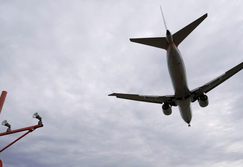 Between January and March 2021, international mobility had been restored to only 12 percent of pre-pandemic levels in the same period in 2019, the latest results in the Henley Passport Index found. (File photo: Reuters)