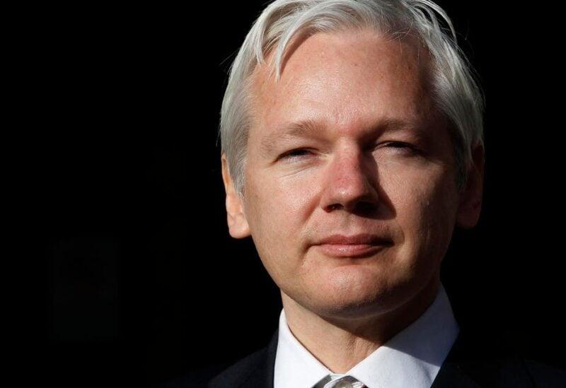 Wikileaks founder Julian Assange. (Reuters)