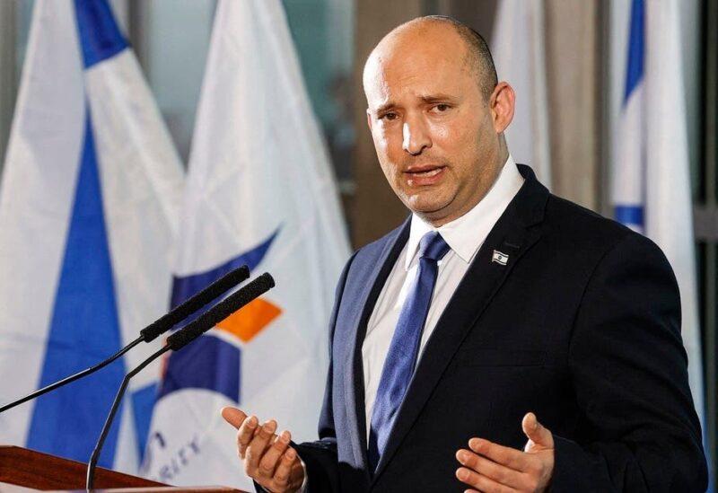 Israeli Prime Minister Naftali Bennett (
