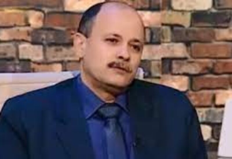 Abdel Nasser Salama, the former editor-in-chief of Al-Ahram newspaper