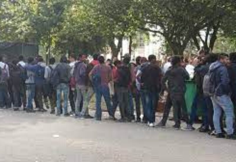 Belgium migrants