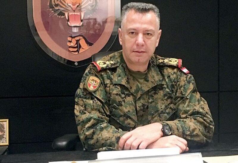 Brigadier General Maroun Kbayati